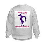 Gymnastics Sweatshirt - Handstand