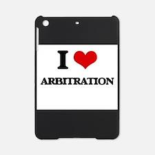 I Love Arbitration iPad Mini Case