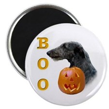 Deerhound Boo Magnet