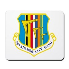 60th Airlift Military Wing.png Mousepad