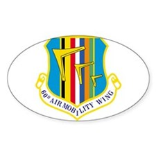 60th Airlift Military Wing Decal