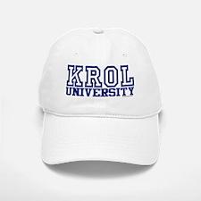 KROL University Baseball Baseball Cap