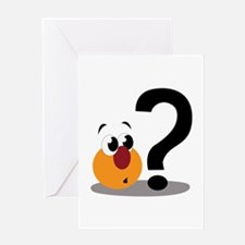 Questions Greeting Cards