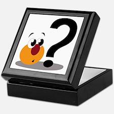 Questions Keepsake Box