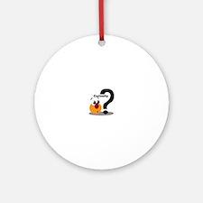 Curosity Ornament (Round)