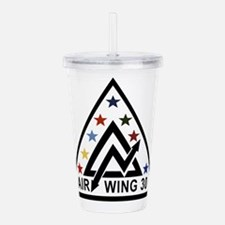 air_wing_30.png Acrylic Double-wall Tumbler