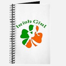 Hot Irish Girl - Irish Girl 2 Journal