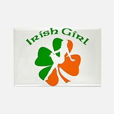 Hot Irish Girl - Irish Girl 2 Rectangle Magnet