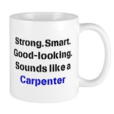 carpenter sound Mug