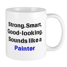 painter sound Mug