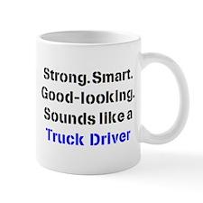 truck driver sound Mug