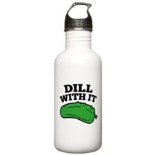 Dill With It Water Bottle
