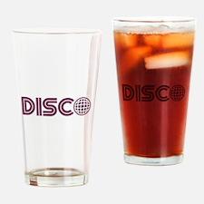 Disco Drinking Glass