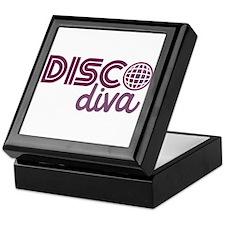Disco Diva Keepsake Box