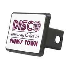Ticket to Funky Town Hitch Cover