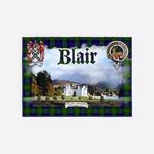 Blair Castle 5'x7'area Rug