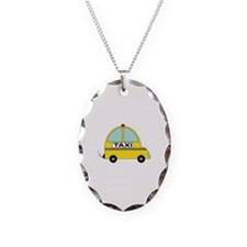 Taxi Necklace