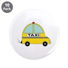 "Taxi 3.5"" Button (10 pack)"