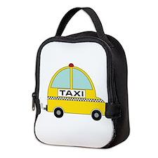 Taxi Neoprene Lunch Bag