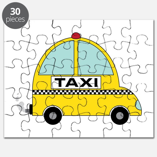 Taxi Puzzle