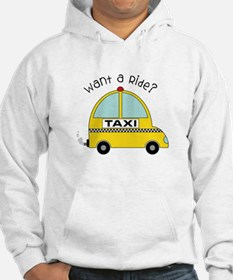Hitch A Ride Hoodie