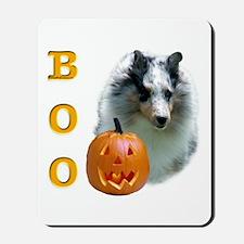 Sheltie(mrl) Boo Mousepad