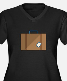 Suitcase Plus Size T-Shirt