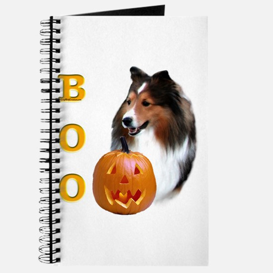 Sheltie(sbl) Boo Journal