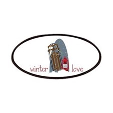 Winter Love Patches