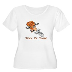 Trick Or Treat Zombie T-Shirt