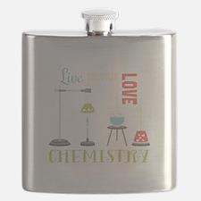 Love Chemistry Flask
