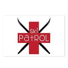 Ski Patrol Postcards (Package of 8)