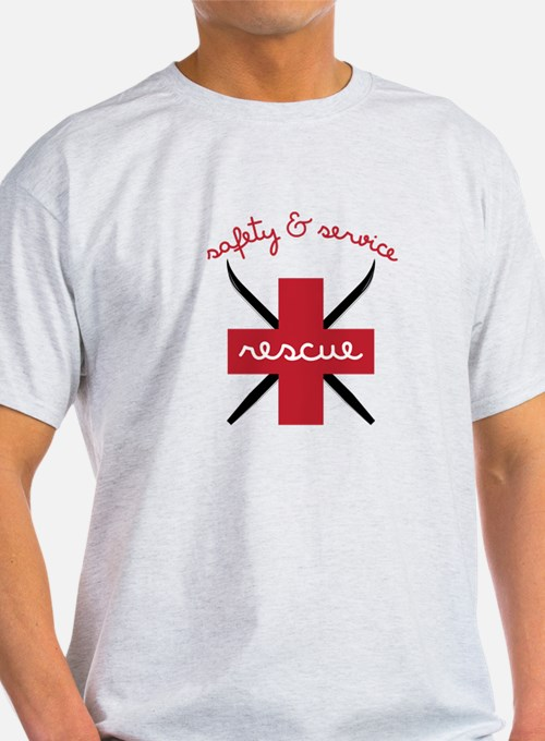 Safety & Service T-Shirt