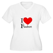 I Love Flaubert T-Shirt