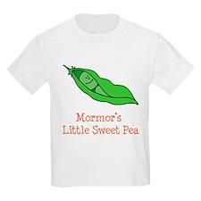 Mormor's Sweet Pea T-Shirt