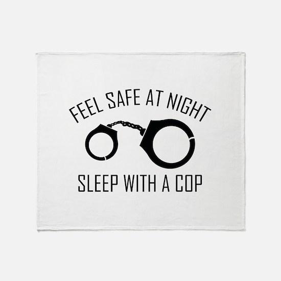 Feel Safe At Night Stadium Blanket