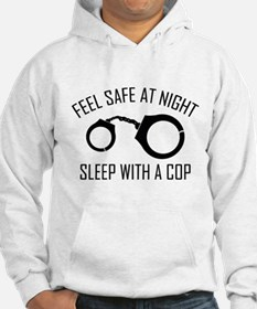 Feel Safe At Night Hoodie