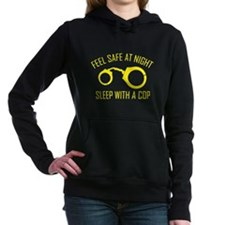 Feel Safe At Night Hooded Sweatshirt