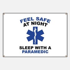 Feel Safe At Night Banner