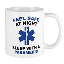 Feel Safe At Night Mug