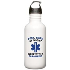 Feel Safe At Night Water Bottle