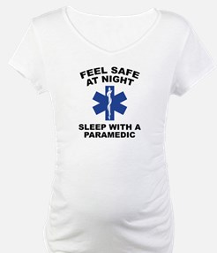 Feel Safe At Night Shirt