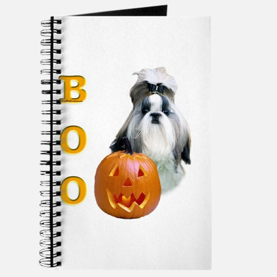 Shih Tzu Boo Journal