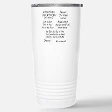 Cute Chanukkah Travel Mug