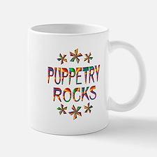 Puppetry Rocks Mug