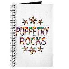 Puppetry Rocks Journal
