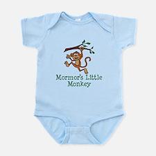 Mormor's Little Monkey Body Suit
