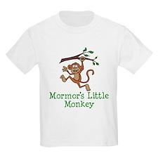 Mormor's Little Monkey T-Shirt