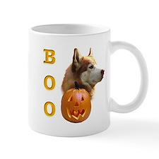 Husky(red) Boo Mug