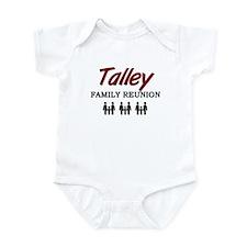 Talley Family Reunion Infant Bodysuit